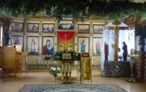 Убранство Храма (Рождество Христово, 2017 год)
